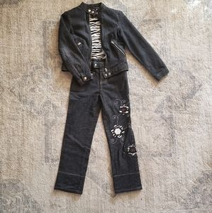 The Children's Place Denim Outfit